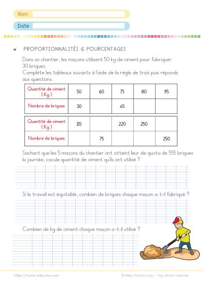 Exercice De Math Cm1 À Imprimer - Exercices De Maths Cm1 Pdf avec Exercice Cm1 Gratuit