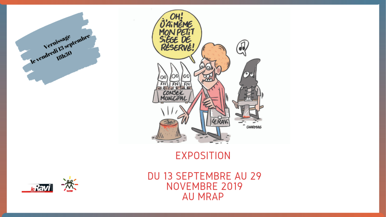 Exposition « Dis Le Ravi, Dessine Moi Un Facho » - Le Ravi avec Fais Moi Un Dessin En Ligne