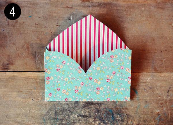 Fabriquer Ses Propres Enveloppes - J'Ai Dit Oui avec Comment Faire Une Enveloppe En Coeur