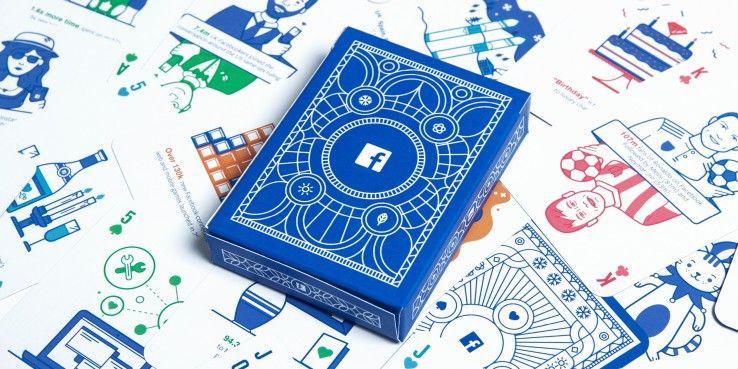 Facebook Crée Un Jeu De Cartes Pour Les Communicants | Jeu tout Créer Un Jeu De Carte Personnalisé