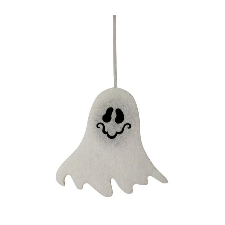 Fantôme À Suspendre Halloween 15, 5 X 0,08 X 15 Cm serapportantà Fantome Halloween