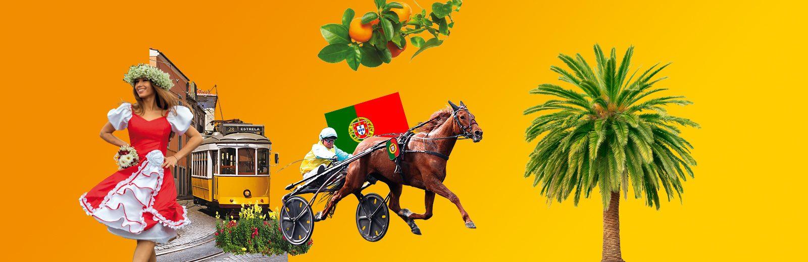 Fête À L'Hippodrome 100% Portugal Dimanche 29 Septembre intérieur Invitation Hippodrome Vincennes