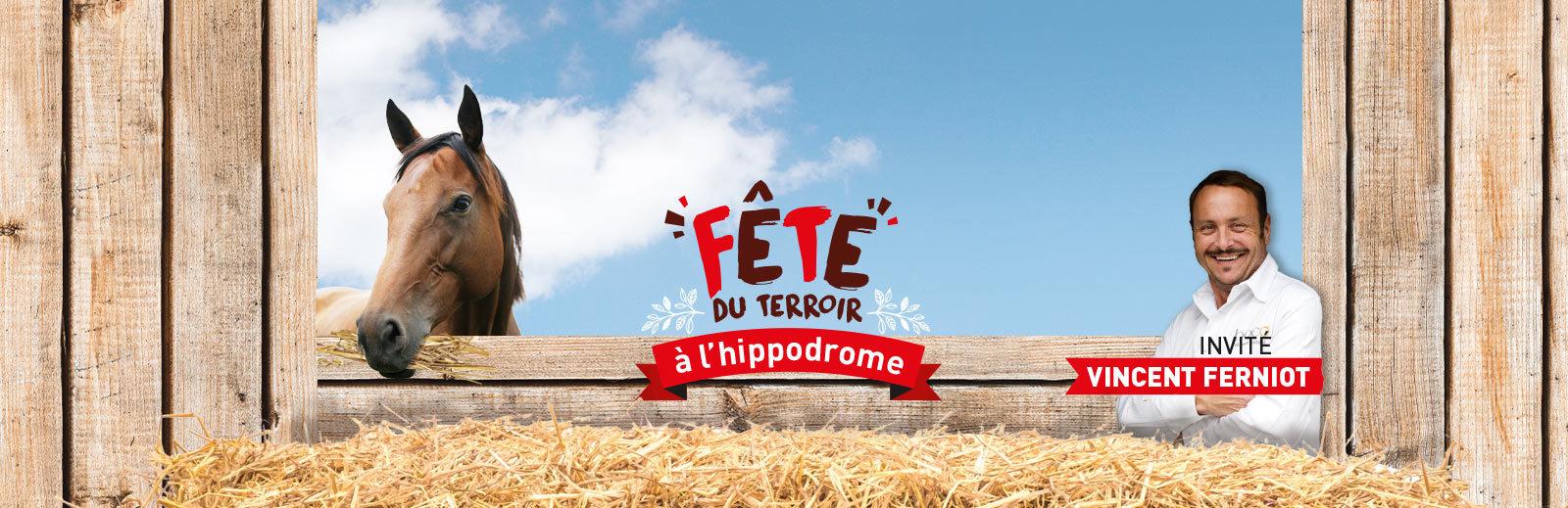 Fête Du Terroir Dimanche 3 Décembre - Vincennes Hippodrome concernant Invitation Hippodrome Vincennes