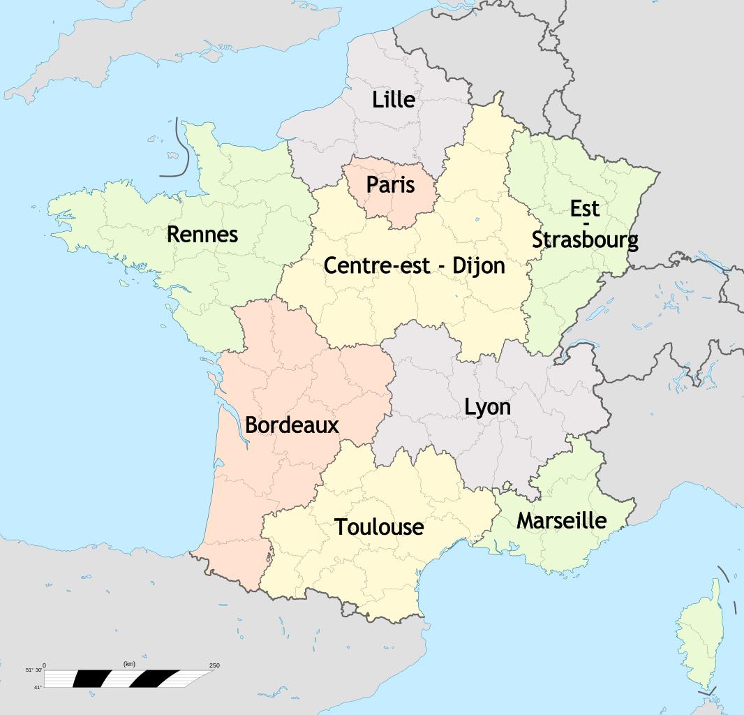 File:carte France Disp.svg - Wikimedia Commons concernant Mappe De France