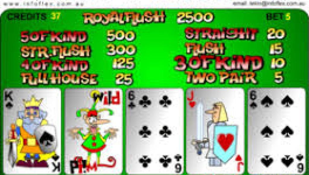 Flash Poker | Jeux Gratuits pour Jeux Flash En Francais