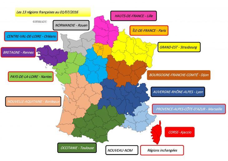 Fonds De Cartes France Serapportantà Le Découpage tout Le Découpage Administratif De La France Ce2