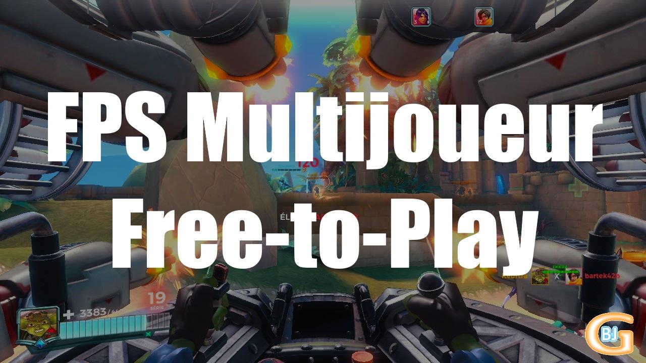 Fps Multijoueur Gratuit - Paladins : Champions Of The dedans Image Jeux