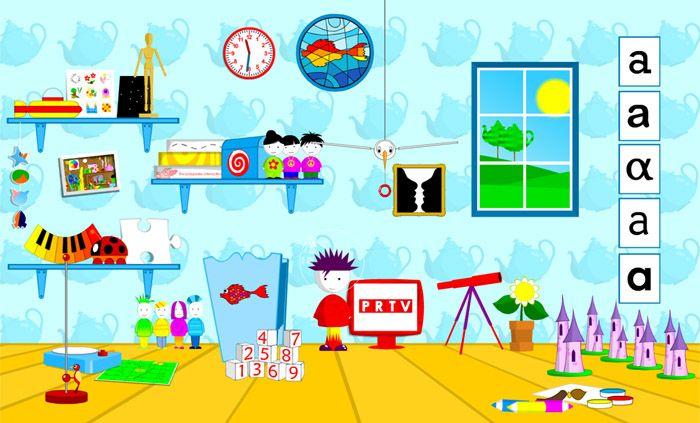 Fun Website For Kids With No Advertising! | Alphabet For destiné Poisson Rouge Jeux Gratuit En Ligne