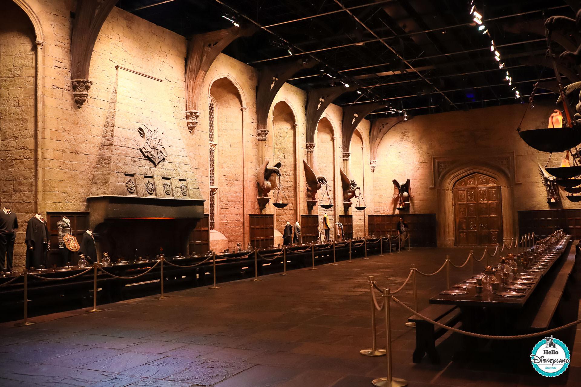 Galerie : Les Studios Harry Potter À Londres - Hello serapportantà Visite Des Studios Harry Potter Londres
