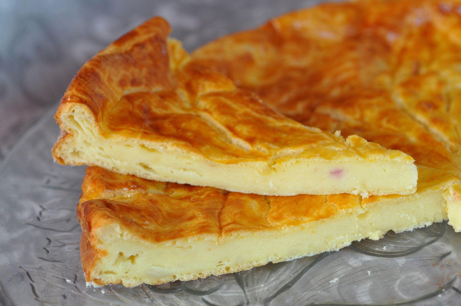 Galette Comtoise Au Thermomix - Gâteaux avec Recette La Galette