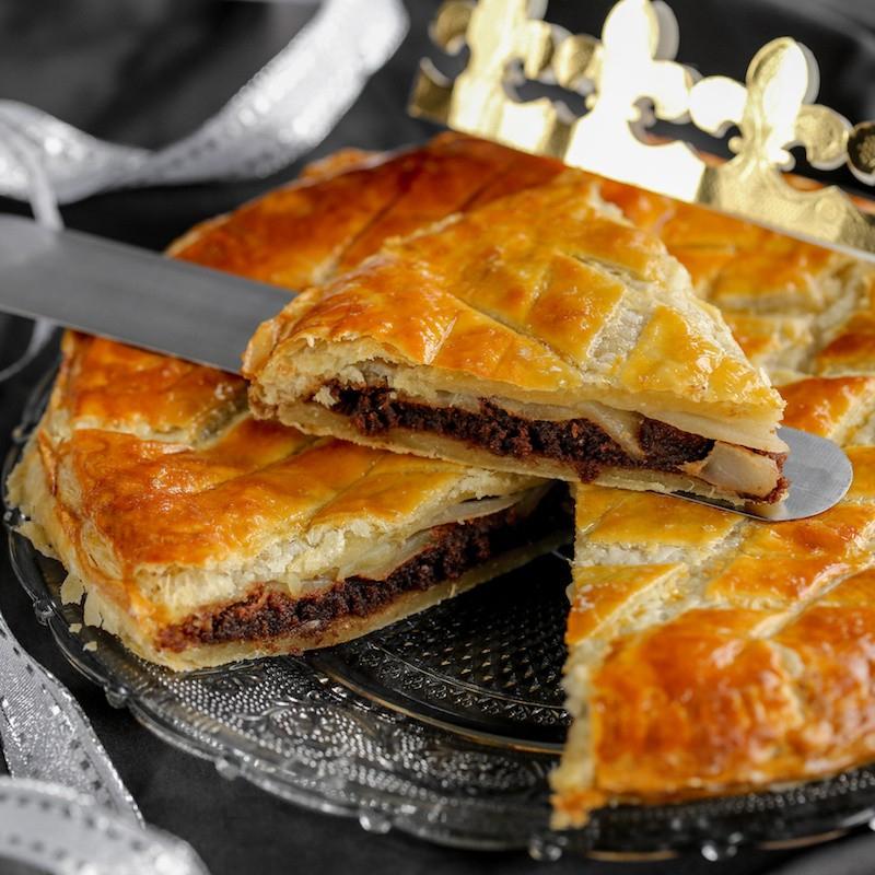 Galette Des Rois Poire-Chocolat : La Recette concernant Recette La Galette