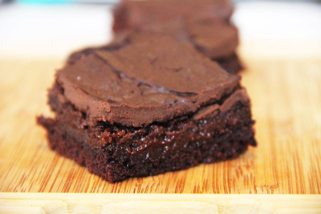 Gâteau Au Chocolat Sans Œufs, Sans Lait, Sans Beurre | Not concernant Gateau Au Chocolat Au Lait Sans Oeuf
