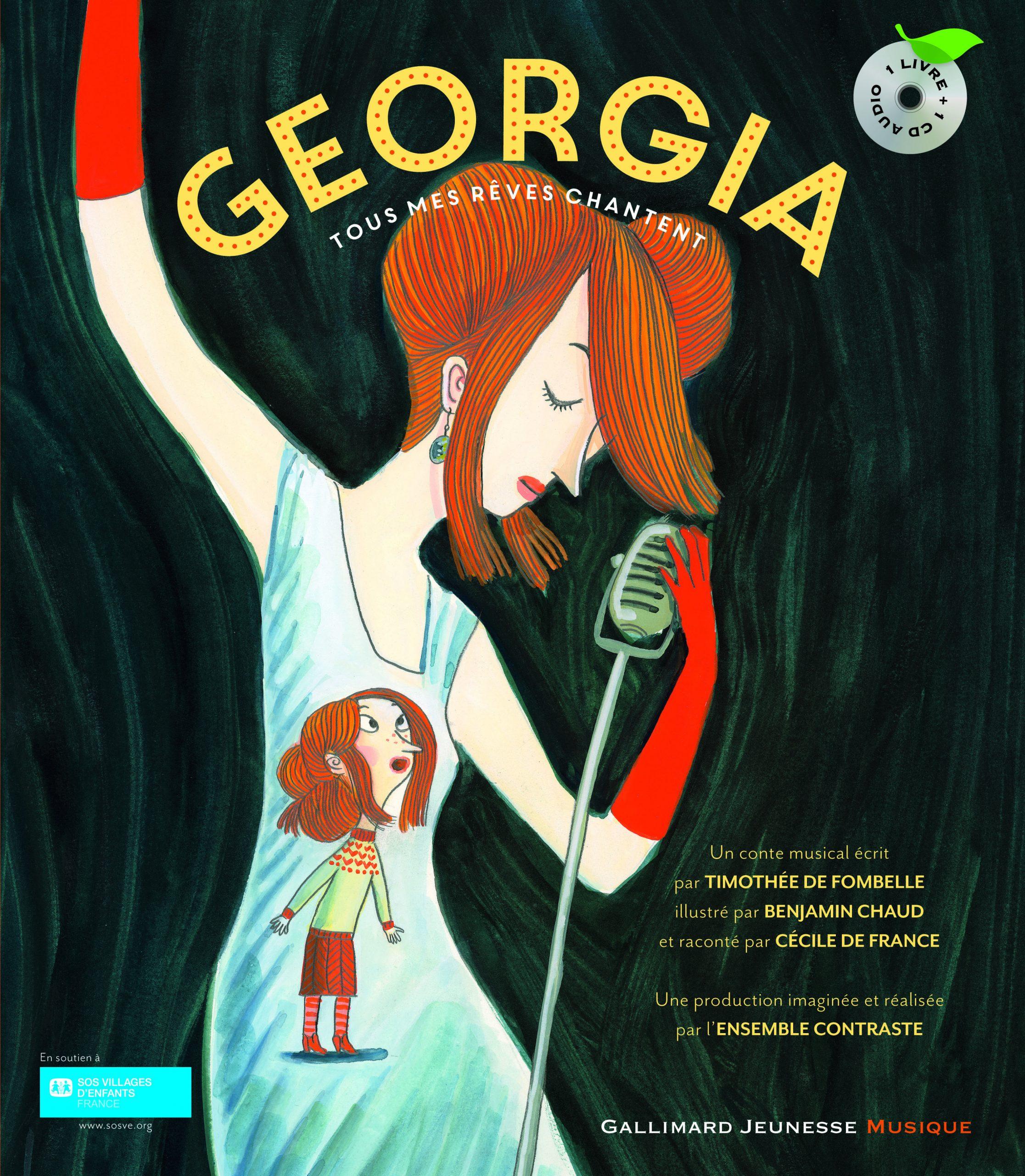 Georgia - Tous Mes Rêves Chantent - La Licorne À Lunettes dedans La Licorne Chanson
