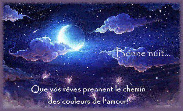 Gifs Images Bonne Nuit Beaux Reves - Page 13 dedans Douce Nuit Anglais