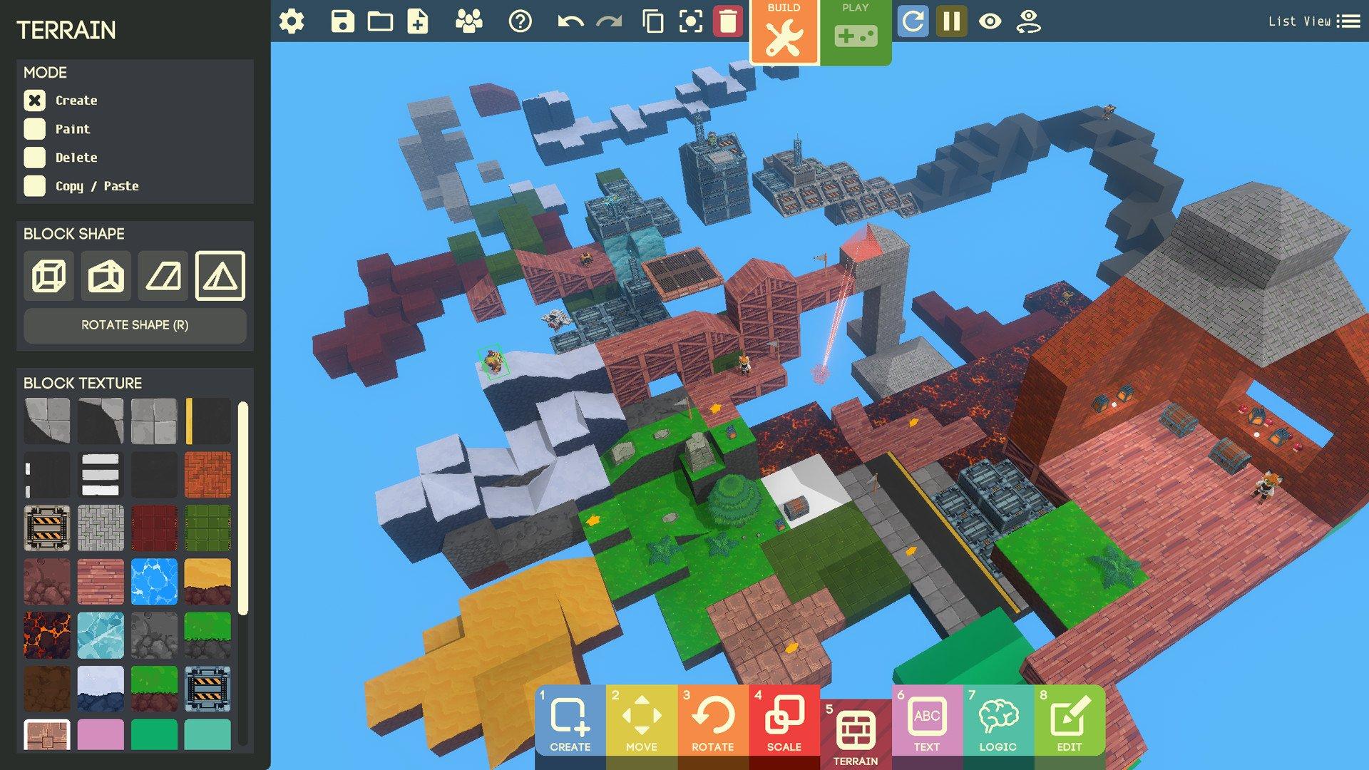 Google Lance Une Plateforme Gratuite Pour Créer Des Jeux destiné Jeux De Parcours Gratuit