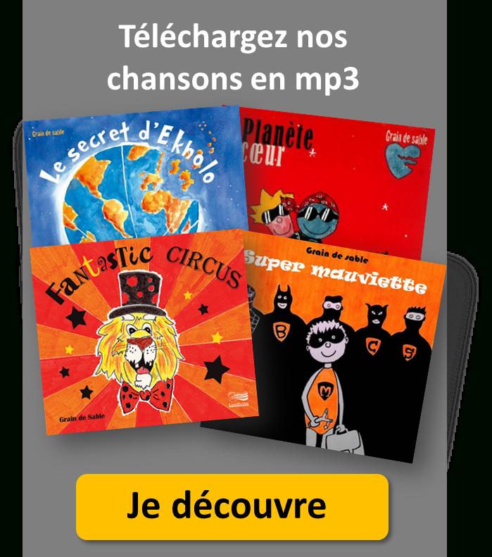 Grain De Sable Musique Et Spectacle Pour Enfant Jeune Public serapportantà Musique Cirque Mp3