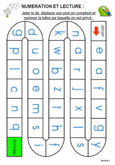 Gs : Jeux De Lettres Scriptes Et Cursives 1 En 2020 | Jeux intérieur Jeux De Lettres À Imprimer