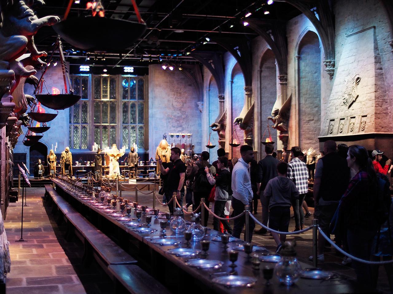 Harry Potter Et Son Empreinte Magique - Musée De La Banque destiné Comment Aller Au Studio Harry Potter