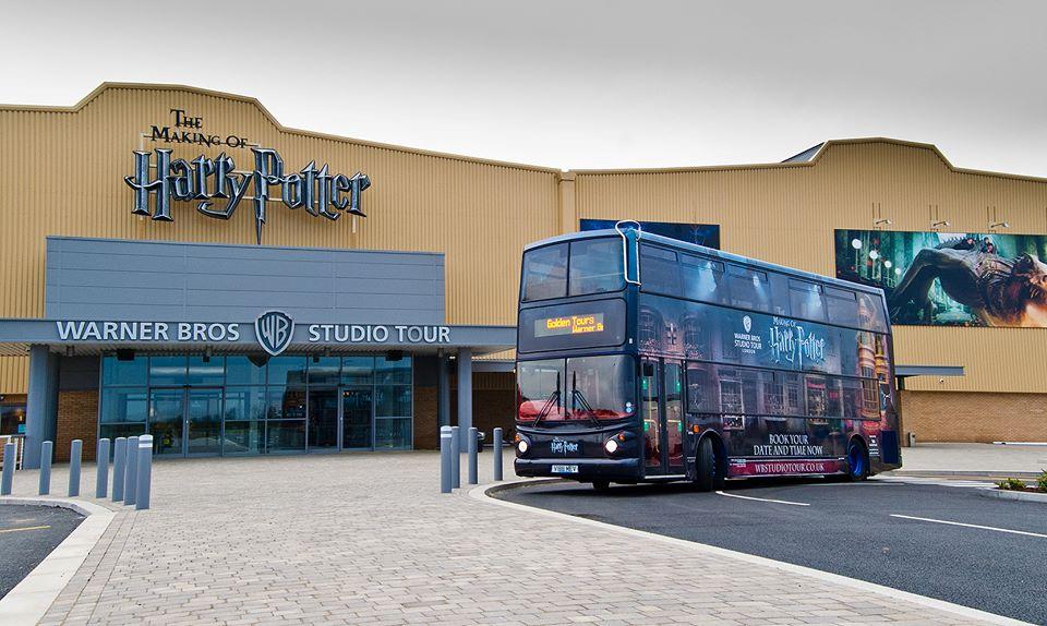 Harry Potter Studio Tour   Guía Londres serapportantà Studio Warner Bros Londres Harry Potter