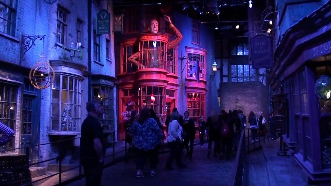 Harry Potter Studio Tour, London - Warner Brothers pour Studio Warner Bros Londres Harry Potter
