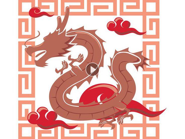 Horoscope Chinois : Le Portrait Du Dragon Par Marc Angel intérieur Signes Du Zodiac Chinois