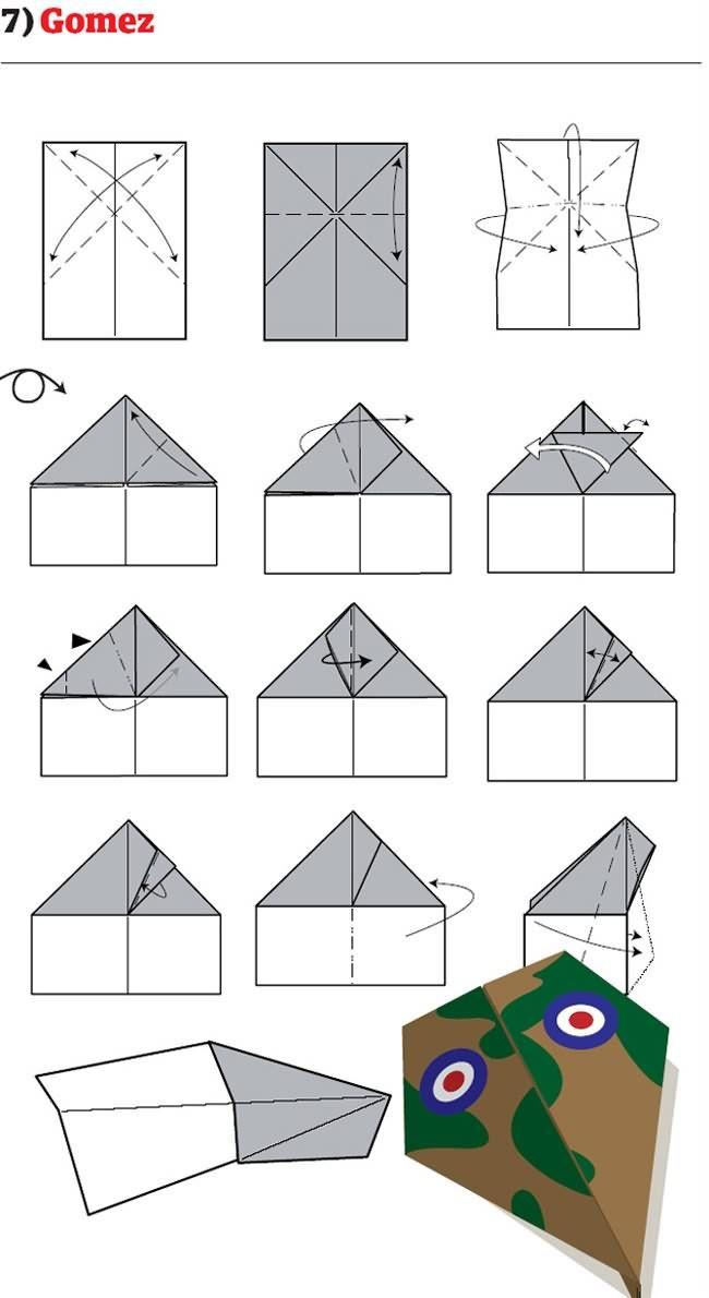 How To Build The World'S Best Paper Airplanes | Faire Un dedans Comment Faire Un Avion En Papier Pro