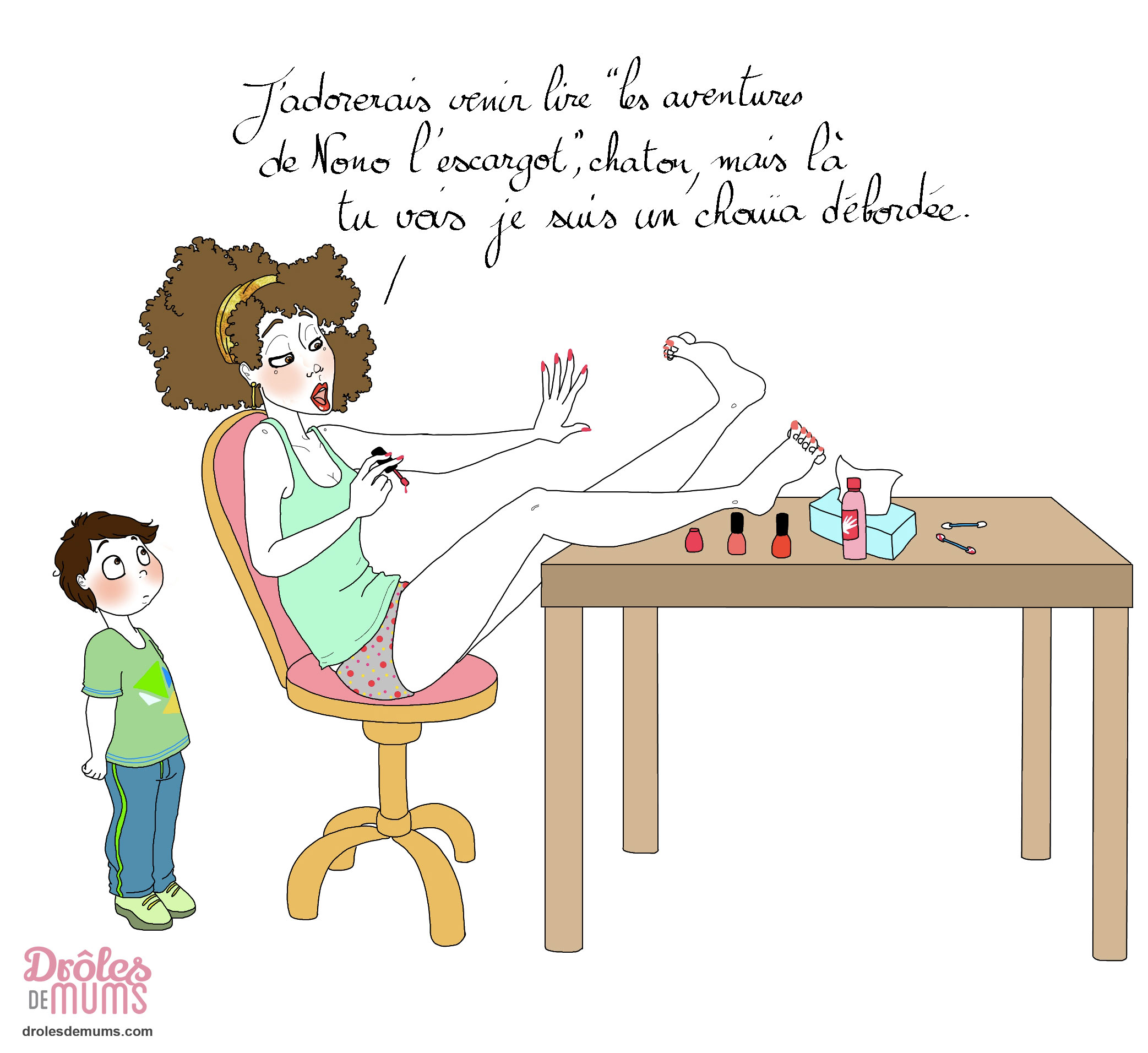 Humour-Maman - Drôles De Mums destiné Je Suis Un Bonhomme