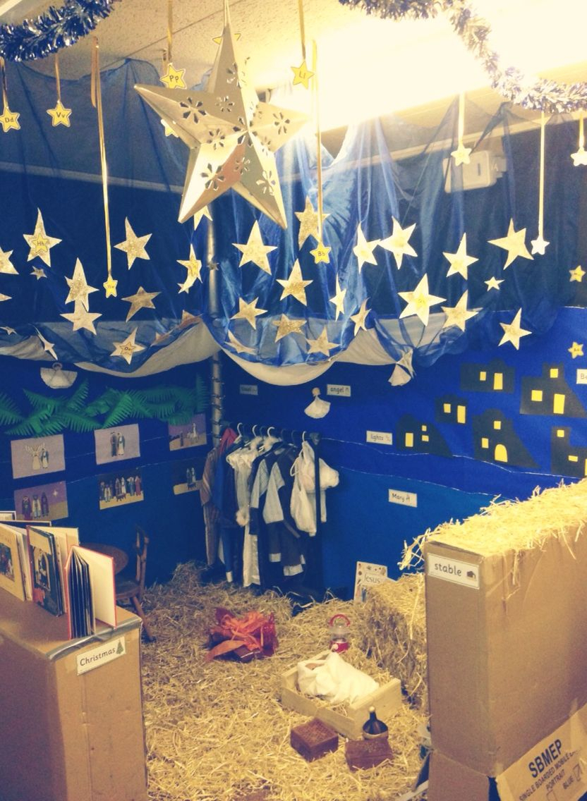 I'M Trying To Think Of Ways That We Can Make A Nativity dedans Theme Creche