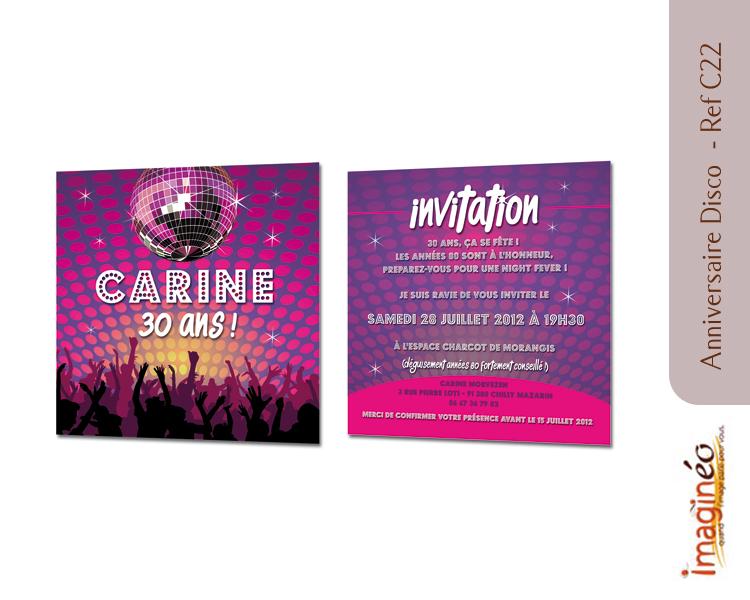 Image Modele Carte D Invitation Pour 40 Ans pour Texte D Invitation Pour Anniversaire 40 Ans