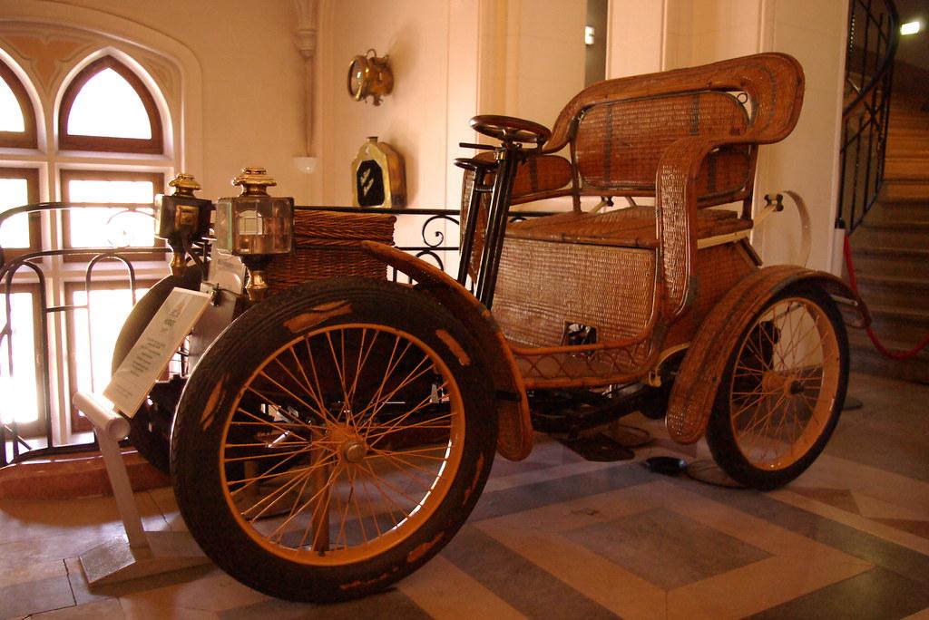 Imgp5757 | Musée De L'Automobile Henri Malartre - Château serapportantà Musée De L Automobile Henri Malartre
