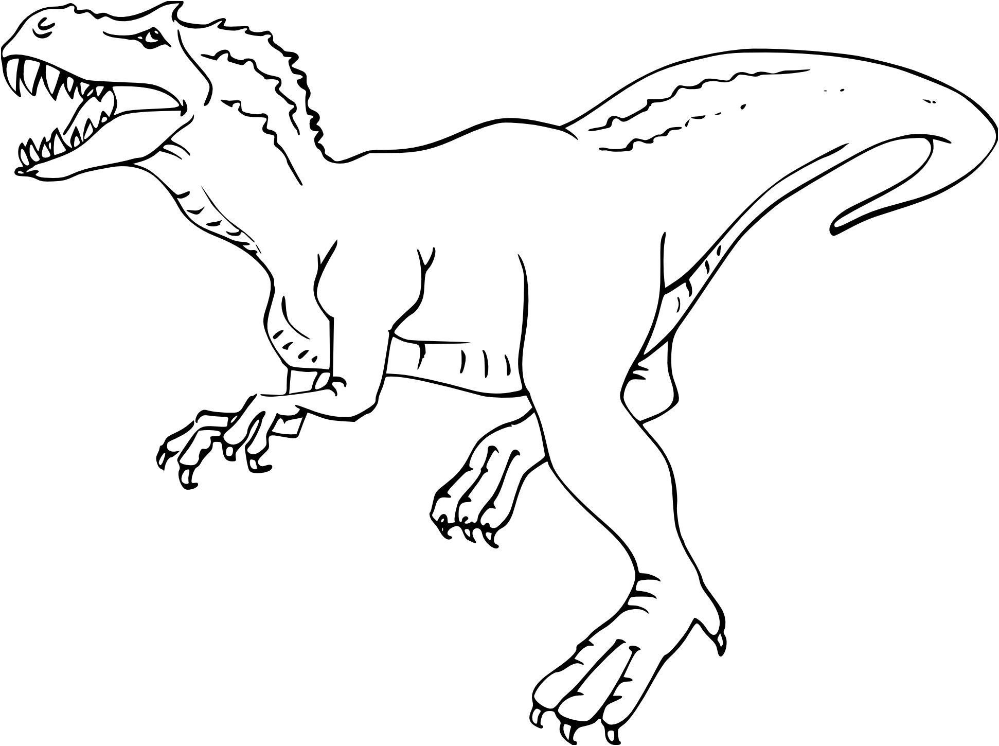 Impressionnant Dessin A Imprimer Dinosaure Tyrex avec Coloriage Dinosaure Imprimer