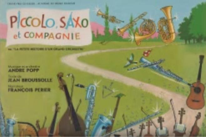 Introduction A La Musique Classique : Musique Classique dedans Piccolo Saxo Et Compagnie Cycle 2