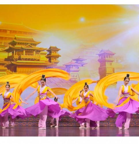 Issi Magazine || Shen Yun: Le Plus Grand Spectacle De pour Spectacle Danse Chinoise