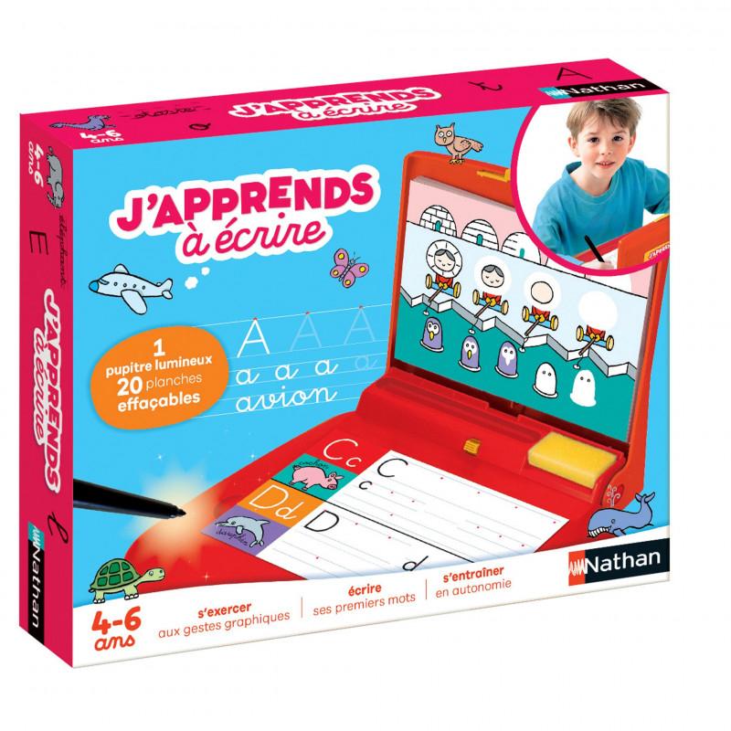 J'Apprends À Écrire - Jeux Enfants Tunisie serapportantà Jeux De Écrire