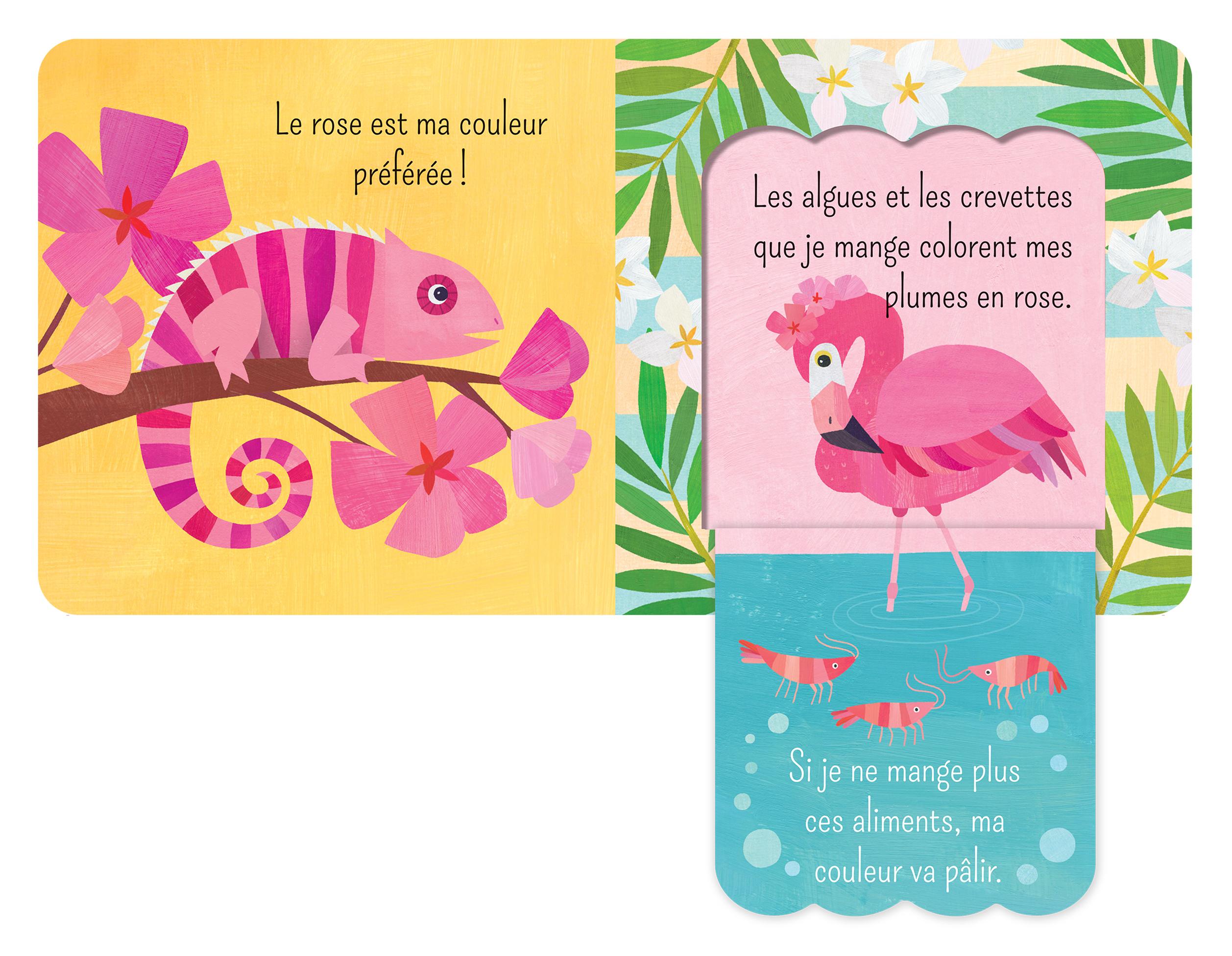Je Suis Un Flamant - Éditions P'Tit Chou - Presses Aventure intérieur Je Suis Un Bonhomme