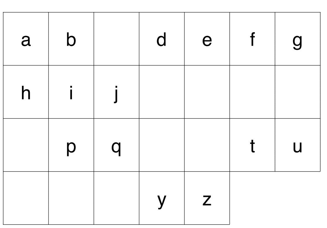 Jeu Alphabet : Lettres À Ordonner + Alphabet À Trous encequiconcerne Exercice Pour Apprendre L Alphabet En Maternelle