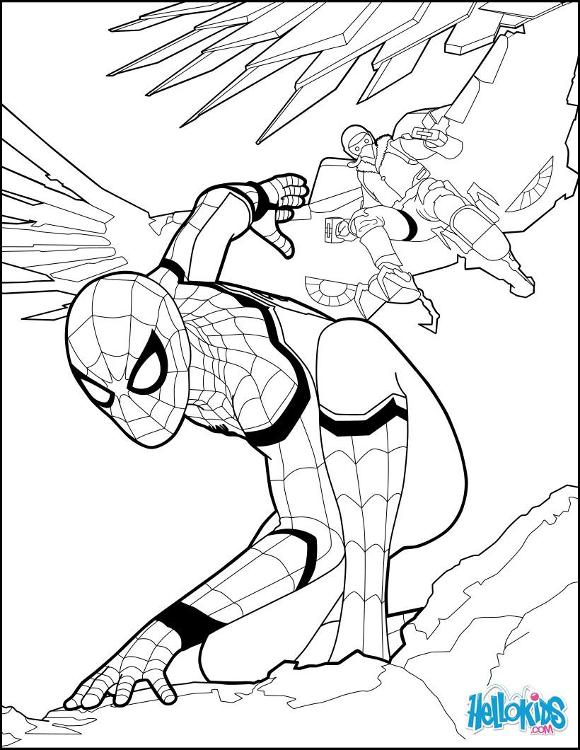 Jeu De Coloriage Optimus Prime Gratuit En Ligne - Jeux encequiconcerne Dessin Spiderman À Colorier Gratuit