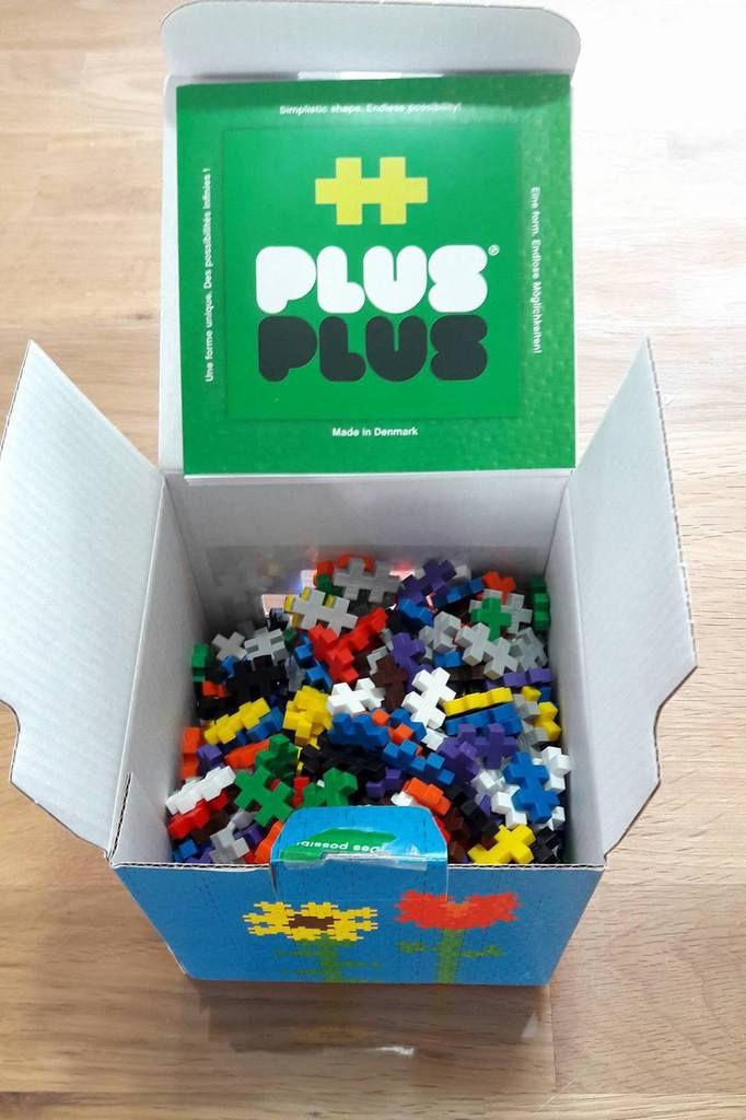 Jeu De Construction Plus Plus - Les Perles De Maman destiné Exemple De Jeux
