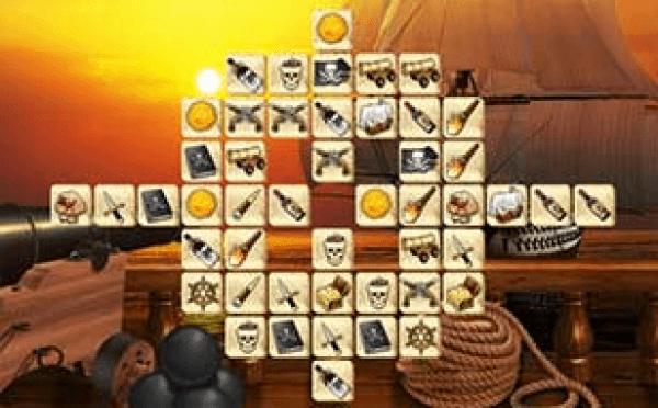 Jeu De Mahjong Bateau De Pirate - Jeu En Ligne Gratuit Sur dedans Jeu En Ligne Pirate