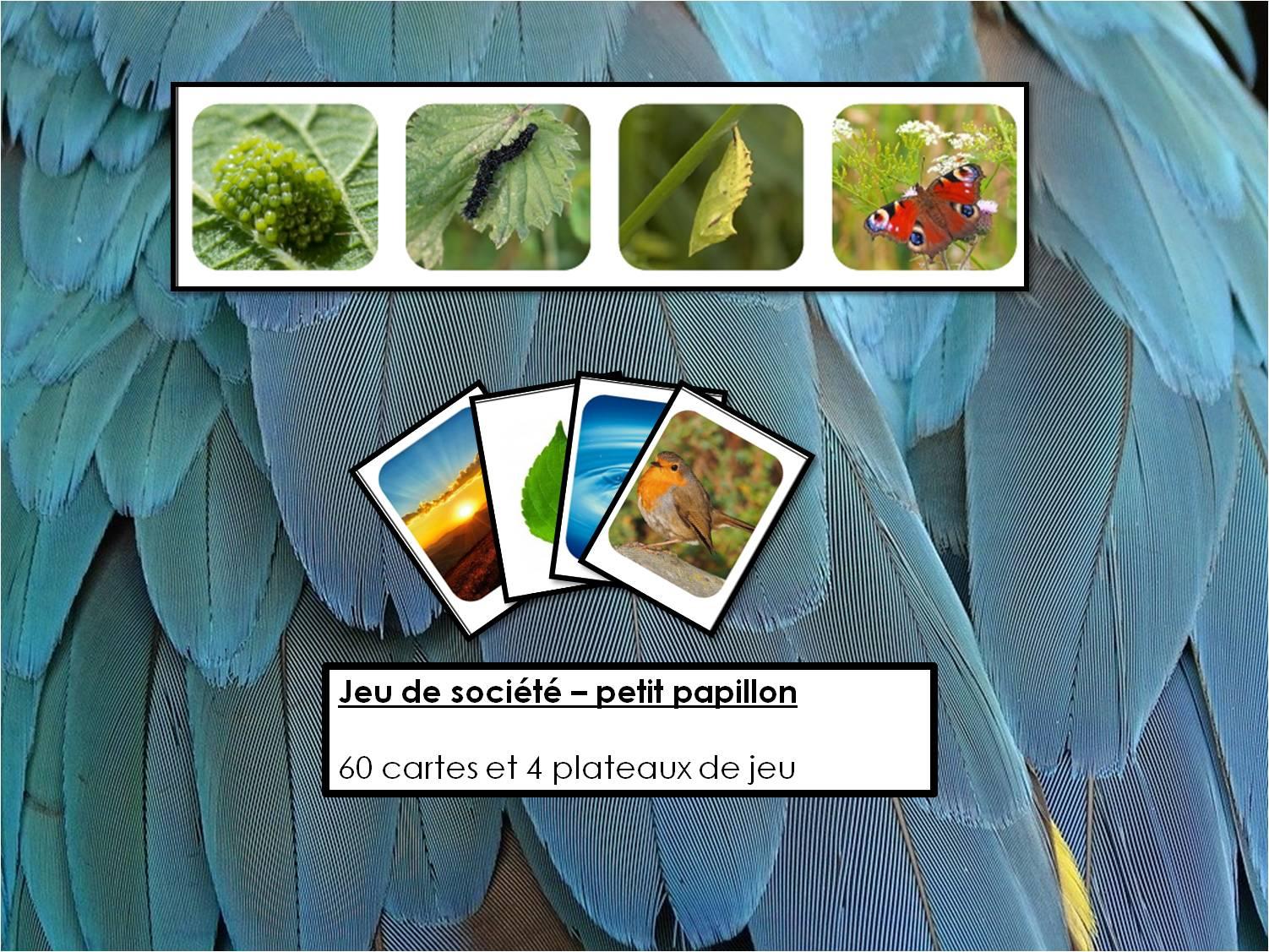 Jeu De Société : Petit Papillon encequiconcerne Papillon Jeu