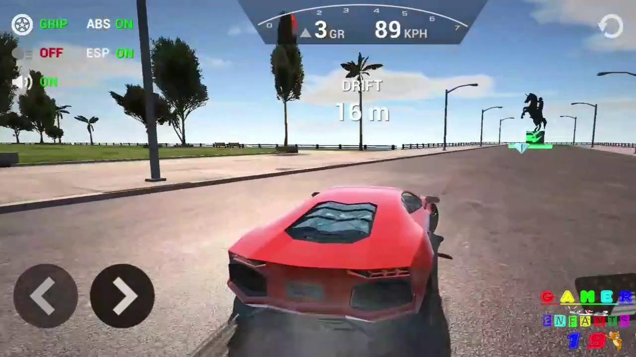 Jeu De Voiture : Mission De Course & Drift - Car Game intérieur Un Jeu De Voiture De Course