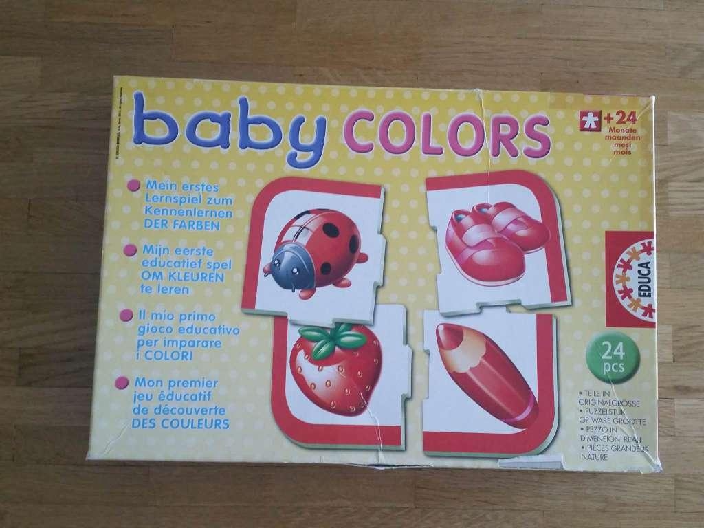Jeu Éducatif Babycolor Dès 2 Ans pour Jeux Educatif 2 Ans