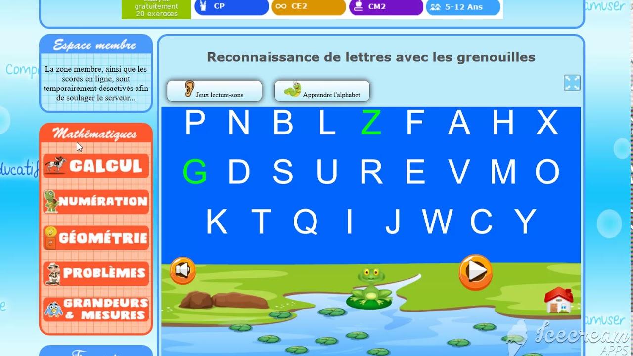 Jeu Educatif Maternelle - Primanyc avec Jeux Maternelle En Ligne