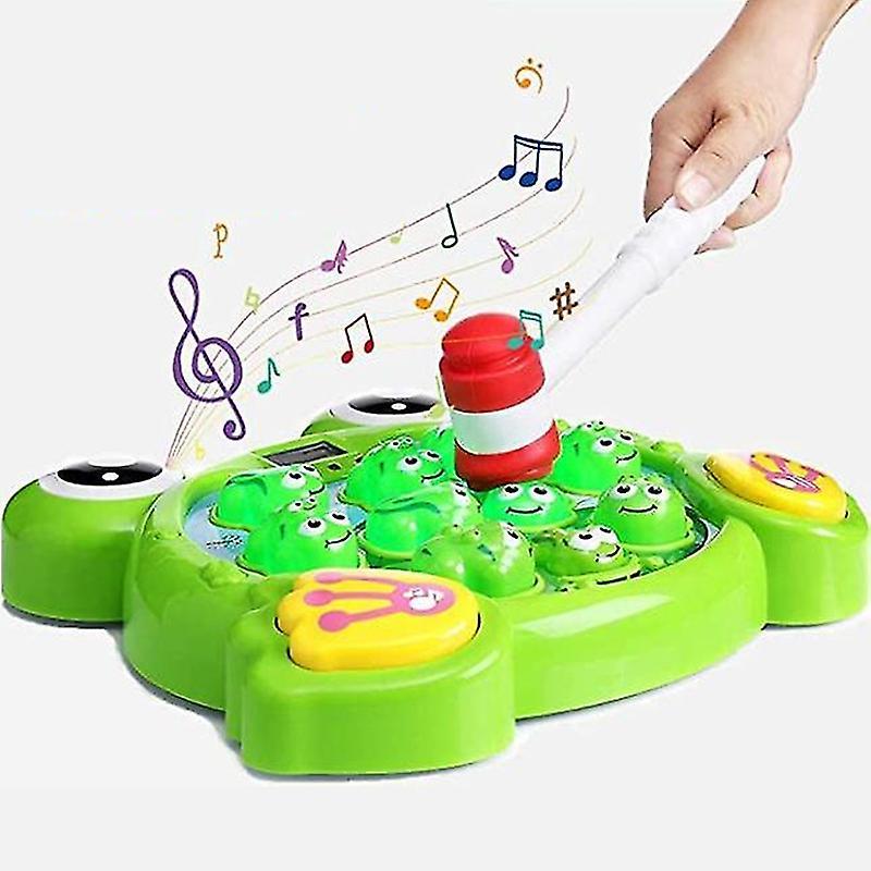 Jeu Interactif De Whack A Frog, Cadeaux Durables Pour Le tout Jeu Interactif Enfant