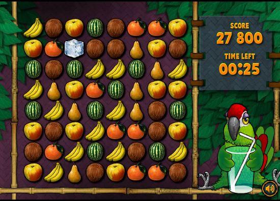 Jeux De Fruit En Ligne Gratuit dedans Jeux De Bulles Gratuit