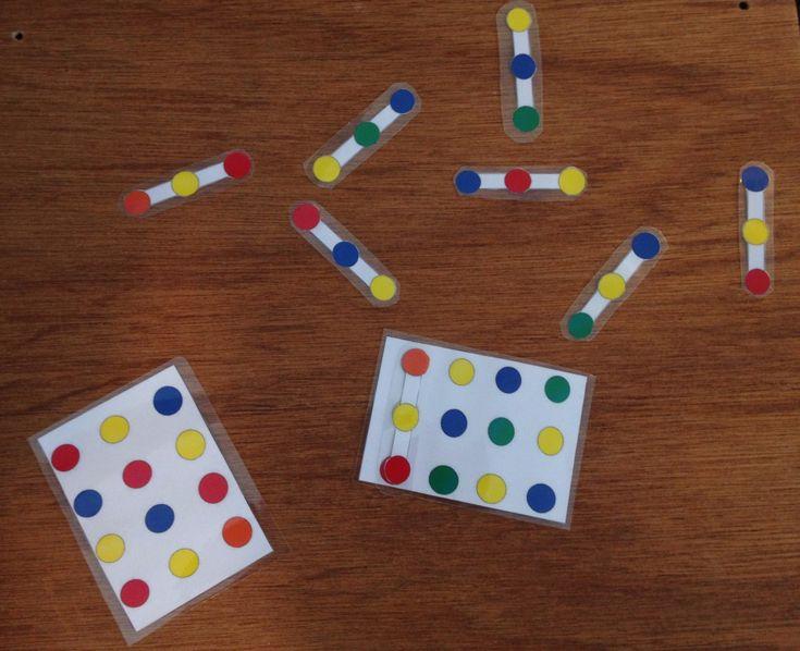 Jeux De Logique À Imprimer Pour Enfants De 2 À 4 Ans tout Jeux De Logique Enfant