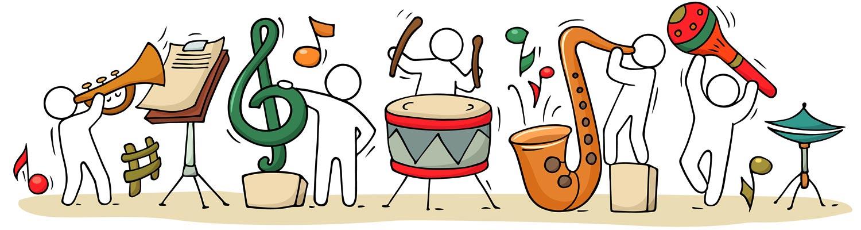 Jeux De Musique - Jeux Avec Des Instruments De Musique intérieur Jeux De Chansons Gratuit