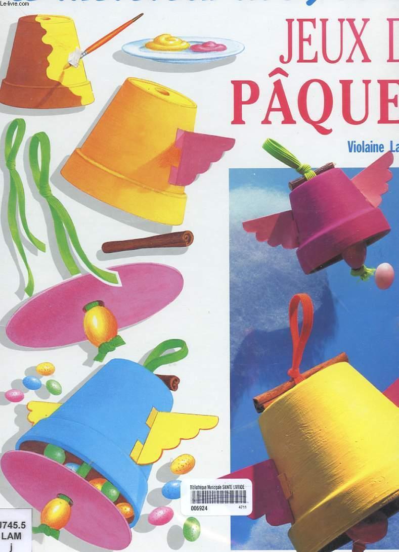 Jeux De Paques - Livre - France Loisirs concernant Jeux De Pâques