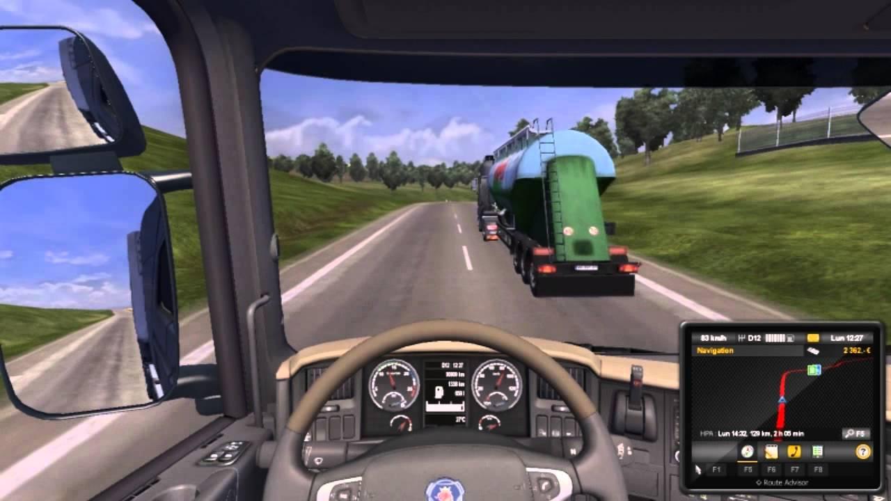 Jeux De Simulation De Voiture Gratuit A Telecharger destiné Un Jeu De Voiture De Course