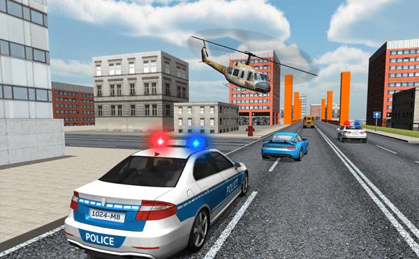 Jeux De Voiture De Police - Tous Les Jeux Sur Jeuxje.fr tout Un Jeu De Voiture De Course